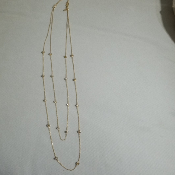 Gold Layered Necklace